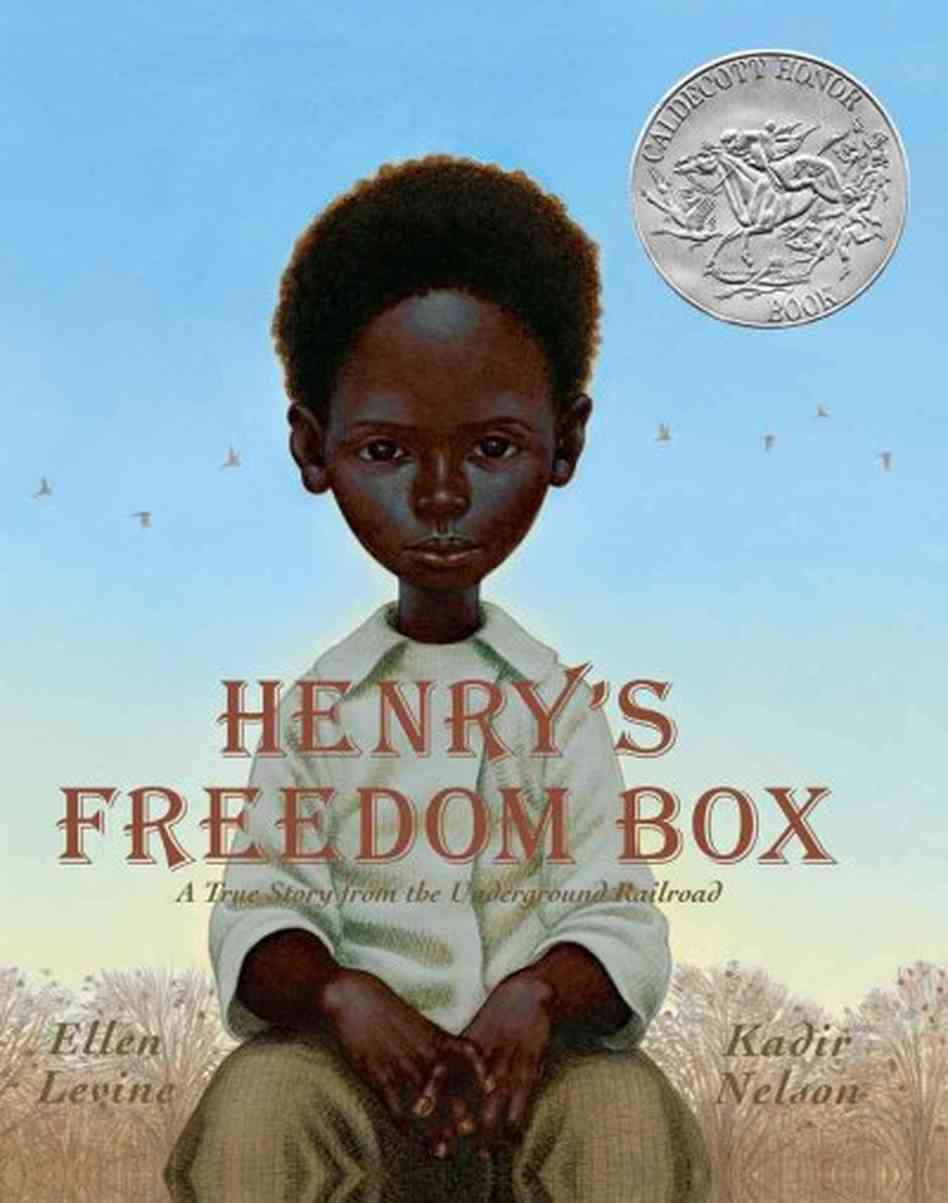 celebrate-picture-books-picture-book-review-henry's-freedom-box-cover