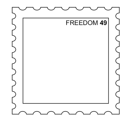 company stamp template - stamp