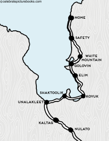 CPB - Iditarod game map