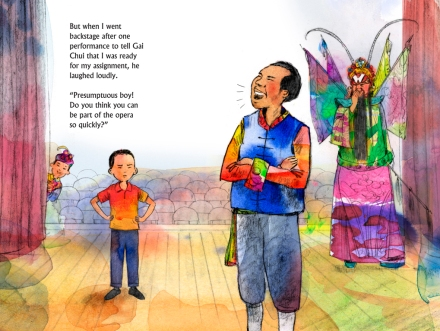 celebrate-picture-books-picture-book-review-father's-chinese-opera-backstage