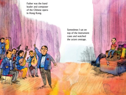 celebrate-picture-books-picture-book-review-father's-chinese-opera-band-leader