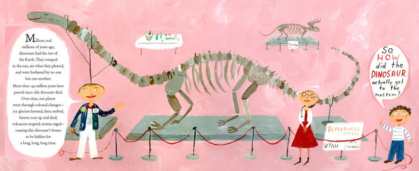 celebrate-picture-books-picture-book-review-how-the-dinosaur-got-to-the-museum-talking-about-dinosaur