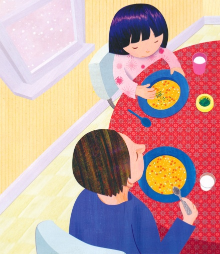 celebrate-picture-books-picture-book-review-soup-day-eating-soup