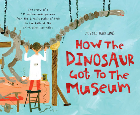 CPB - How the Dinosaur Got to the Museum II
