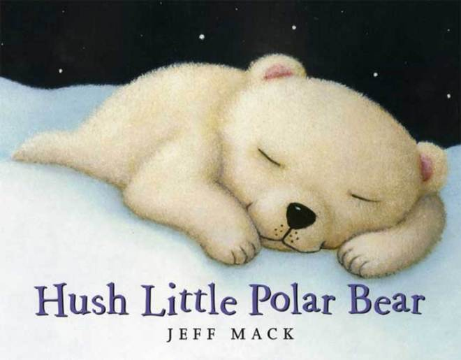 Hush Little Polar Bear picture book review