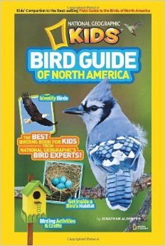 National Geographic Kids Bird Guide of North America picture book review