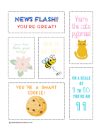 CPB - Random Acts of Kindness cards