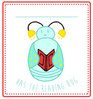 CPB - Reading Bug Book Plate (2)