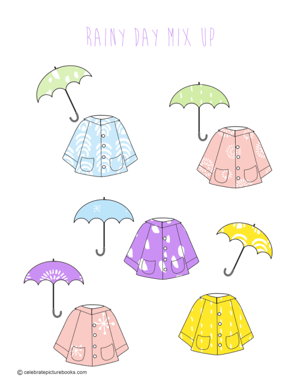 CPB - Umbrella Matching Game
