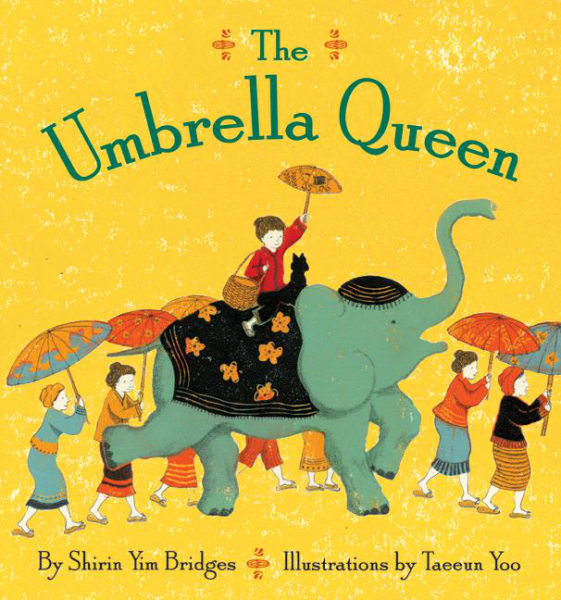 celebrate-picture-books-picture-book-review-the-umbrella-queen-cover