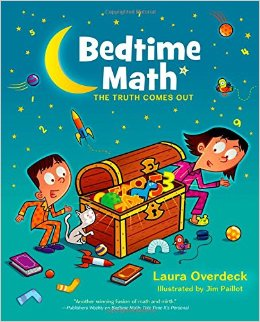 Bedtime Math The Truth Comes Out Picture Book Review