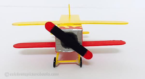 CPB - Biplane front