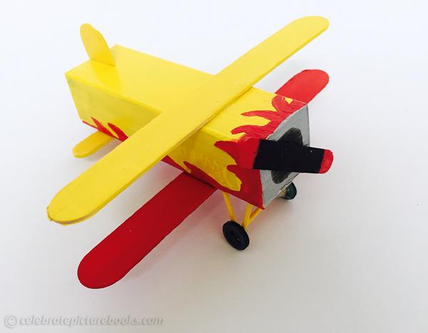 CPB - Biplane side