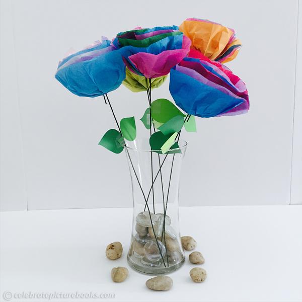 CPB - Paper Flowers II