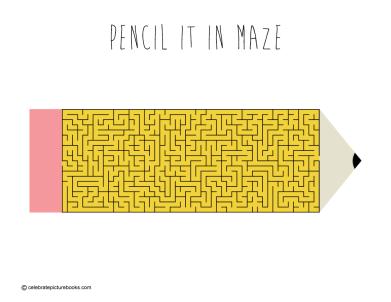 CPB - Pencil Maze