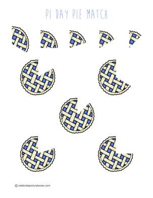 CPB - Pi Day Pie Match