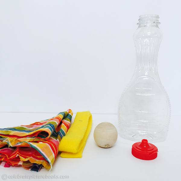 CPB - Syrup Bottle Figure II