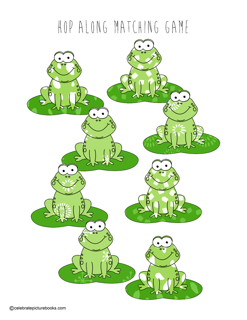 celebrate-picture-books-picture-book-review-frog-matching