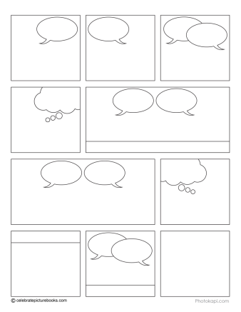 CPB - Comic Panel