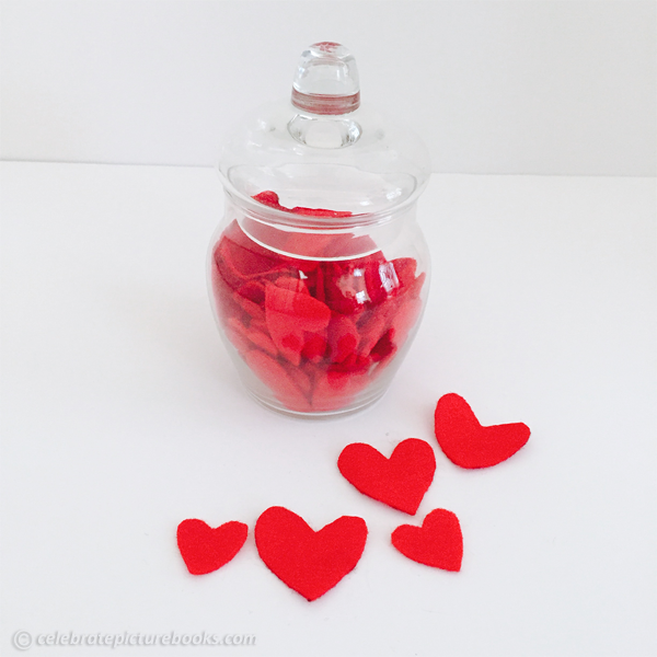 CPB - Heart Jar