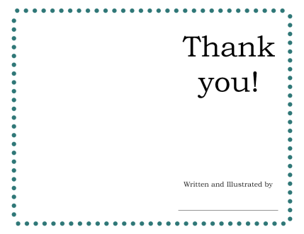 CPB - Librarian Thank You card