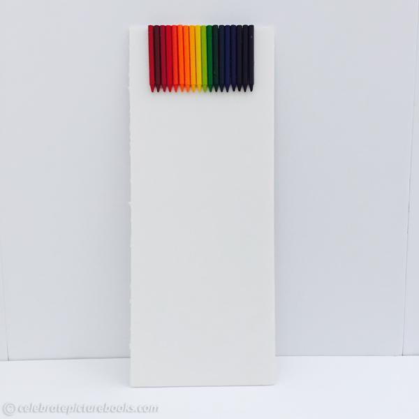 CPB - Rainbow Crayon Art 2