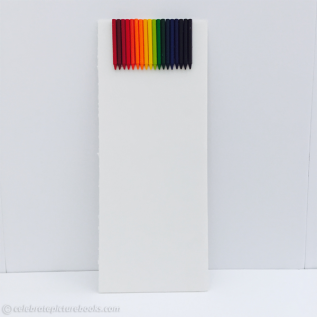 CPB - Rainbow Crayon Art 2