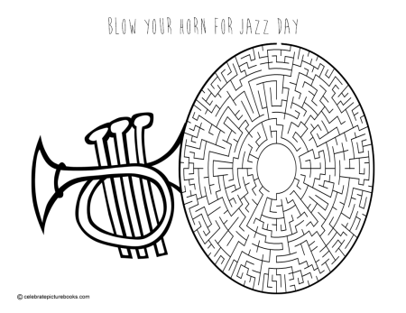 CPB - Trumpet maze