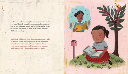 celebrate-picture-books-picture-book-review-waiting-for-the-biblioburro-bilingual-edition-reading