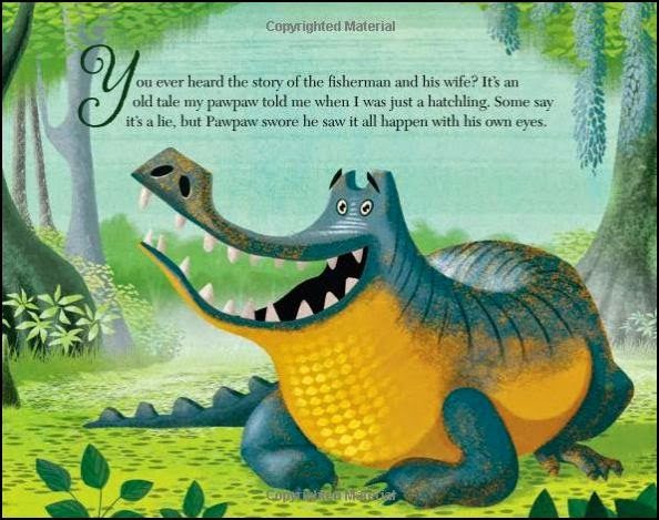 celebrate-picture-books-picture-book-review-a-catfish-tale-crocodile
