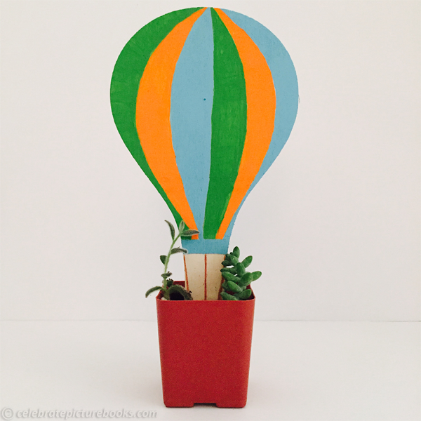 celebrate-picture-books-picture-book-review-hot-air-balloon-planter-craft