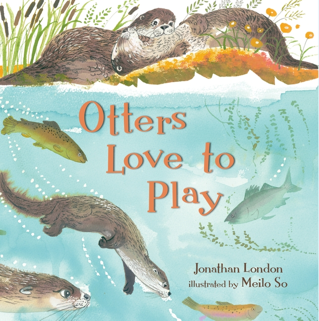 celebrate-picture-books-picture-book-review-otters-love-to-play