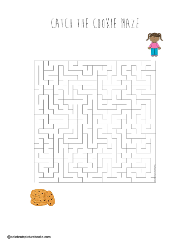 celebrate-picture-books-picture-book-review-catch-the-cookie-maze