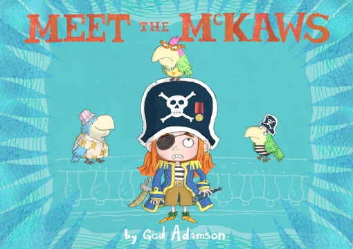 celebrate-picture-books-picture-book-review-ged-adamson-interview-meet-the-mckaws-cover