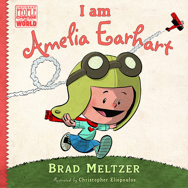 celebrate-picture-books-picture-book-review-i-am-amelia-earhart-cover