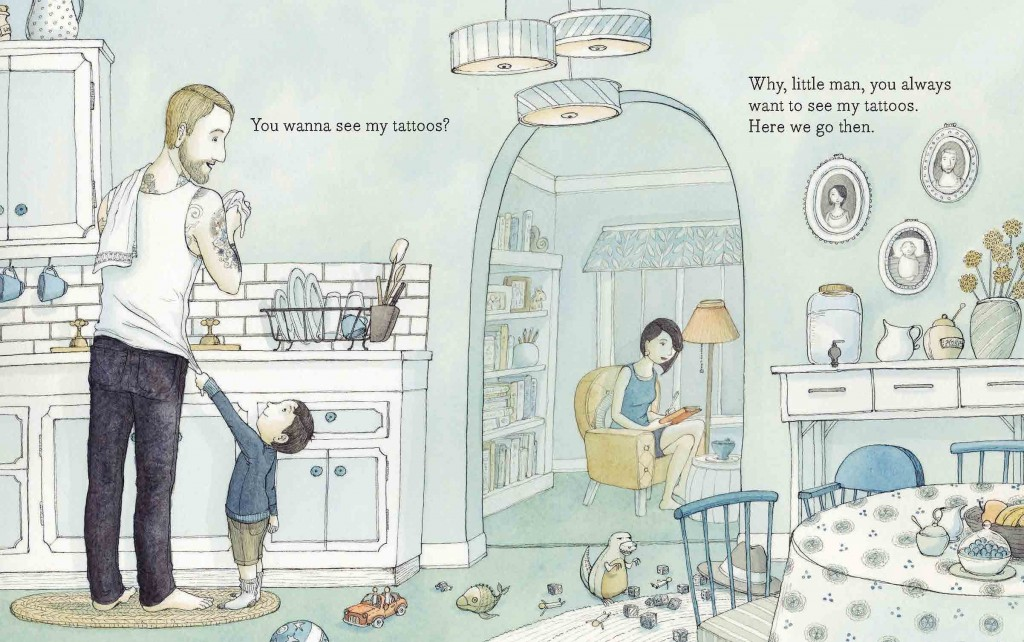 celebrate-picture-books-picture-book-review-tell-me-a-tattoo-story-interior-art-at-home