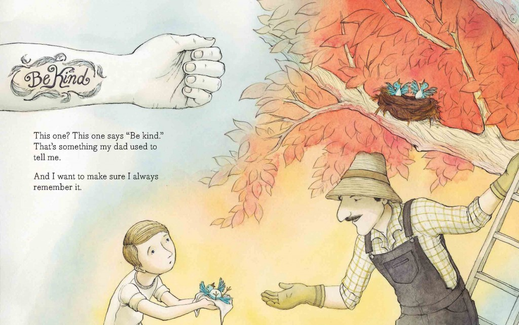 celebrate-picture-books-picture-book-review-tell-me-a-tattoo-story-interior-art-be-kind