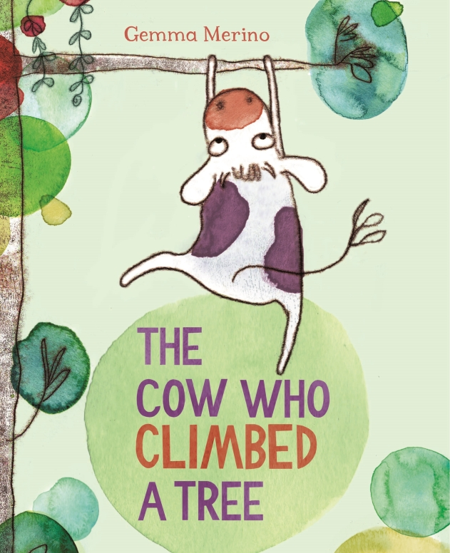 celebrate-picture-books-picture-book-review-the-cow-who-climbed-a-tree