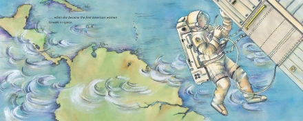celebrate-picture-books-picture-book-review-to-the-stars-spacewalk