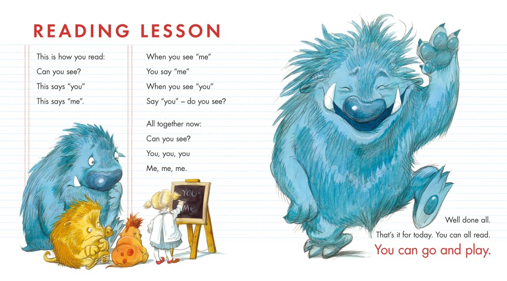 celebrate-picture-books-picture-book-review-a-great-big-cuddle-poems-for-the-Very-Young-reading-lesson