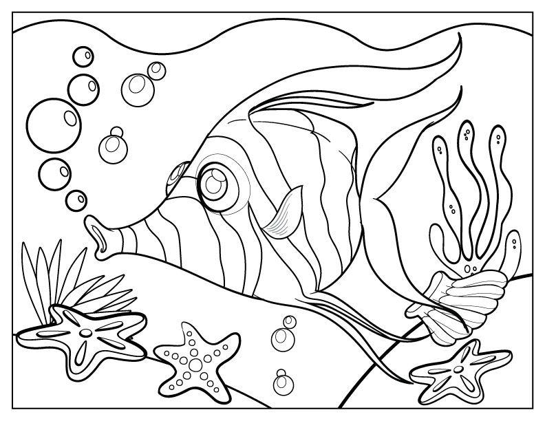 celebrate-picture-books-picture-book-review-angel-fish-coloring-page