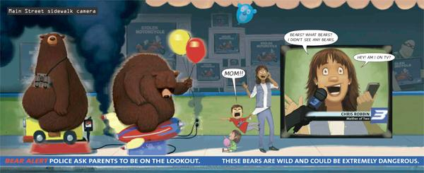 celebrate-picture-books-picture-book-review-breaking-news-bear-alert-interior-art-mom