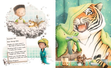 celebrate-picture-books-picture-book-review-dear-dragon-bengal-kitten