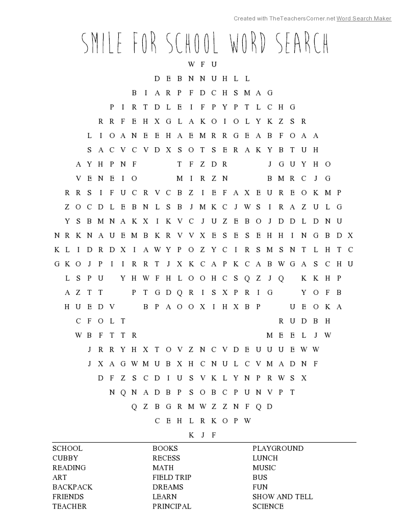 celebrate-picture-books-picture-book-review-smile-for-school-word-search