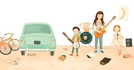 celebrate-picture-books-picture-book-review-the-wonderful-things-you-will-be-kids-in-band