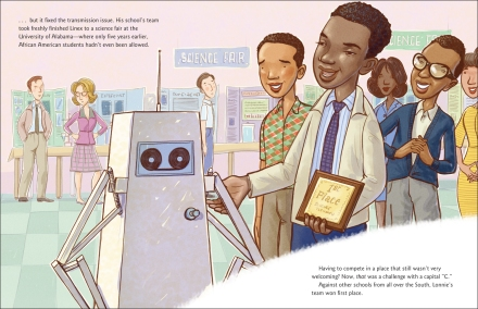 celebrate-picture-books-picture-book-review-whoosh!-lonnie-johnson's-super-soaking-stream-of-inventions-linex