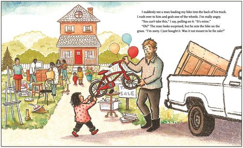 celebrate-picture-books-picture-book-review-yard-sale-bike-sold