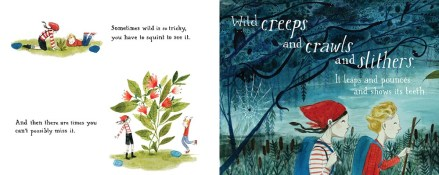 celebrate-picture-books-picture-book-review-finding-wild-creepy