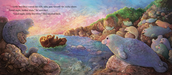 celebrate-picture-books-picture-book-review-good-night-little-sea-otter-harbor-seals