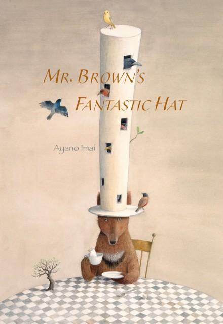 celebrate-picture-books-picture-book-review-mr-brown's-fantastic-hat-cover